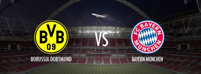 Dortmund - Bayern April 4 2015 Montreal